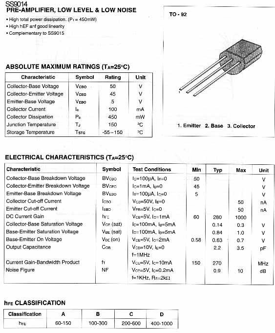 9012 transistor datasheet pdfdownload free software. Black Bedroom Furniture Sets. Home Design Ideas